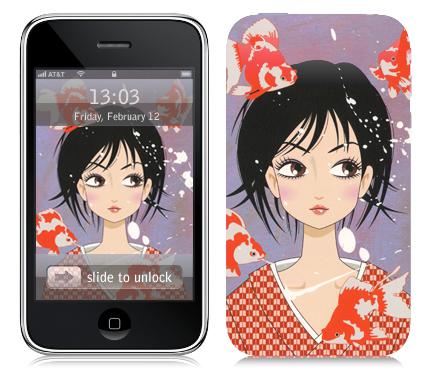 Minchik iPhone Case-1