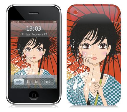 Minchik iPhone case-2