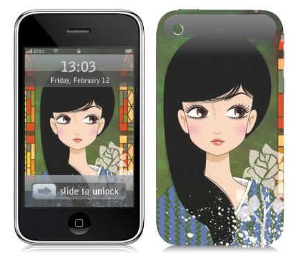 Minchik iPhone case-3