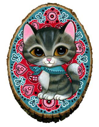 Bandana Kitty