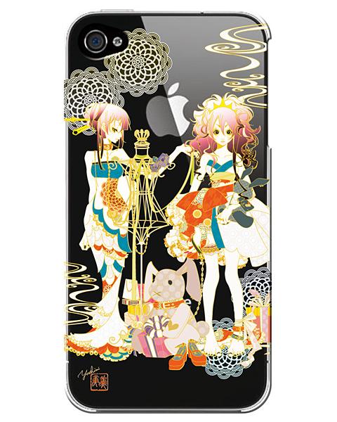 Yoshimi OHTANI iPhone case design-A