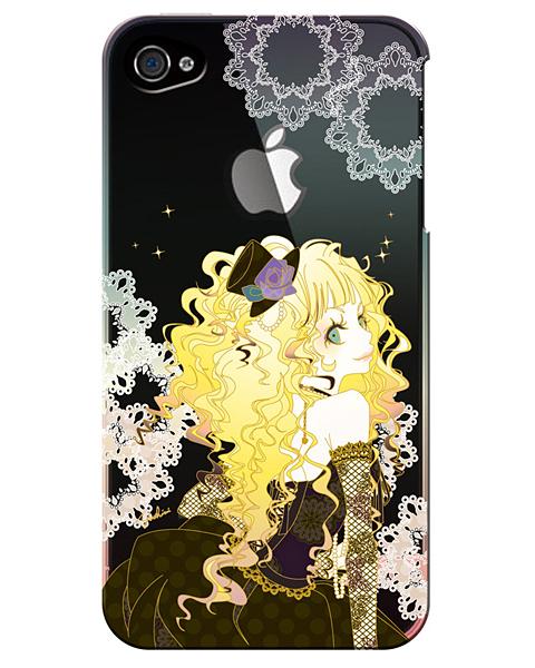 Yoshimi OHTANI iPhone case design-B